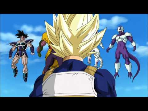 Thumbnail: Strength In Numbers - Times Of Grace (DBZ AMV)