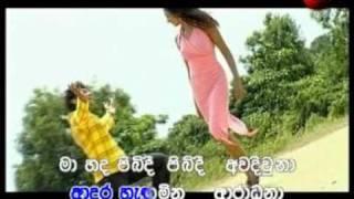 Kawruda Paawi Paawi - Sinahala Karoke - Milton Mallawaarachchi