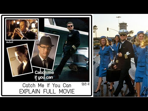 Catch Me If You Can Movie Explain Full Movie In Hindi Youtube