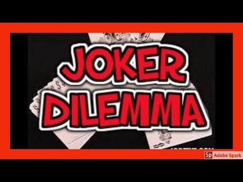 MAGIC TRICKS VIDEOS IN TAMIL #237 I JOKER DILEMMA @Magic Vijay