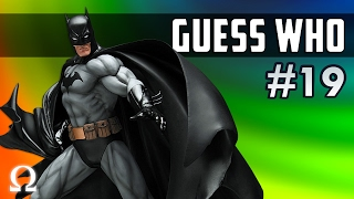 SUPERHEROES GONE WILD! | Guess Who #19 Funny Moments Ft. Delirious, Gorilla, Bryce