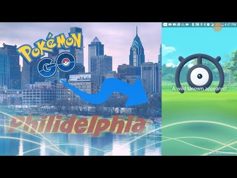 POKEMON GO MASTER QUEST EPISODE 3 - PHILADELPHIA ADVENTURE 01