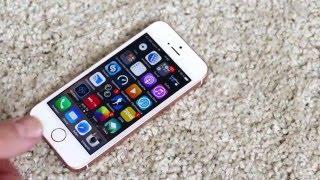 Обзор iPhone SE - распаковываем, смотрим, щупаем, юзаем - обзор от Ильи и youtube канала Зверье(, 2016-04-06T12:07:51.000Z)