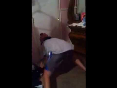 White Boy Twerking