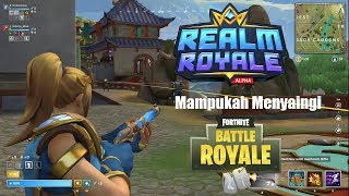 New Battle Royale Game heavy competitor Fortnite? The Realm Royale