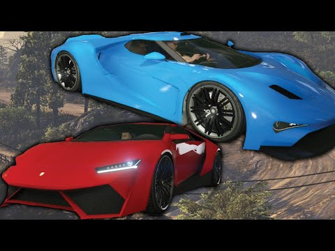 DE 'REAPER' & 'FMJ' PIMPEN! (GTA V NIEUWE SUPER CARS)