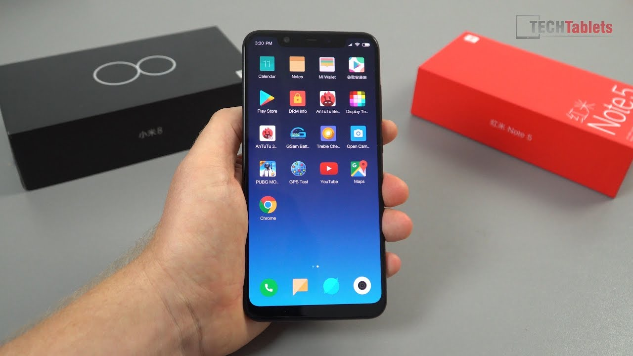 444d212074ab Xiaomi Mi 8 Unboxing   Hands-On Review (English) - YouTube