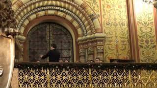 """Английская  рождест. песня """"Deck the Halls"""" -  Моск.  хор. капелла мальчиков школы № 1234"""