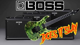 Can You Play Metal On The Boss Katana 50?! Amp Review