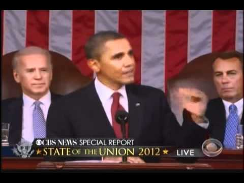 Obama Speech 2012 - Buffet Rule and Income Taxes