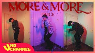 [KPOP Cover] 트와이스 (TWICE) - 'MORE & MORE'    KPOP DANCE COVE…