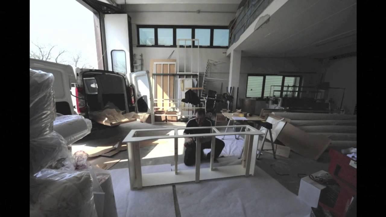 Ikea Hemnes Armadio 3 Ante.Montaggio Cameretta Hemnes Youtube