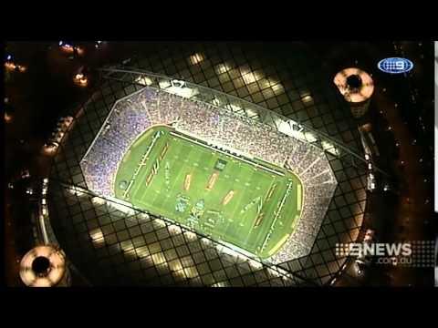 Nine News Sydney: Stadium Australia (ANZ Stadium) Upgrade proposed (18/11/2014)