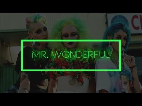Poison Ivory - Mr. Wonderful (Legendado - Lyrics)