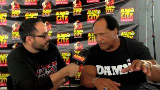 ron simmons interview at accc toy fair 2017