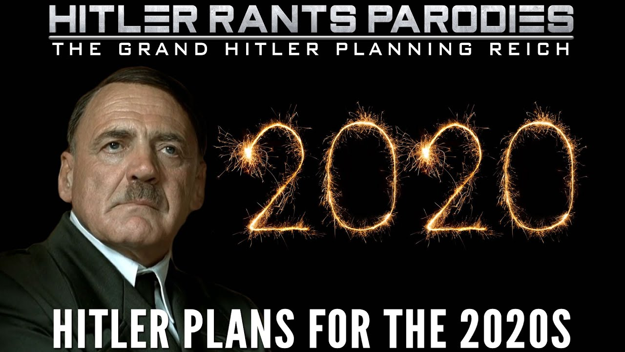 Hitler plans for the 2020s