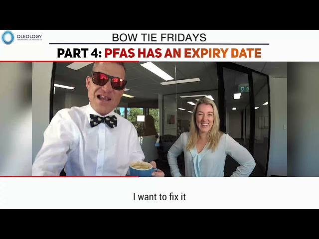BOW TIE FRIDAYS S6E7 - Part 4: PFAS Is No Longer The