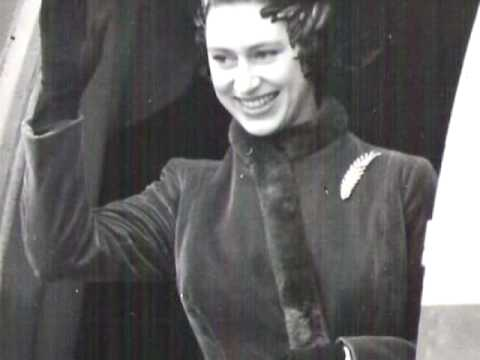 H.R.H. PRINCESS MARGARET.