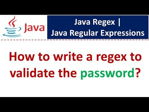 how-to-write-a-regex-to-validate-the-password?-|-regex-in-java