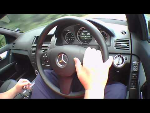 2010 MERCEDES-BENZ C Class 2.2 Review (Not Top Gear) EXCLUSIVE.