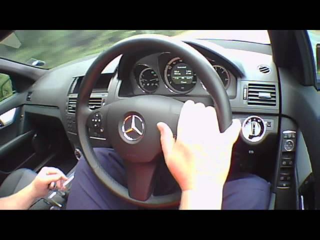 2010 Mercedes Benz C Class 2 2 Review Not Top Gear Exclusive