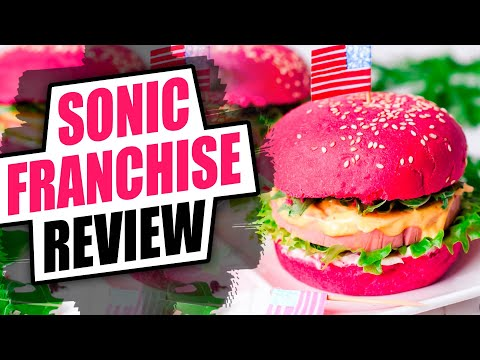 Sonic Franchise Review, History Earnings and Cost