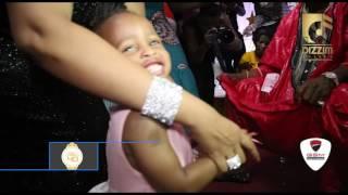 Tiffah akimtunza Baba yake Diamond Platnumz kwenye 40 ya mdogo wake Nillan