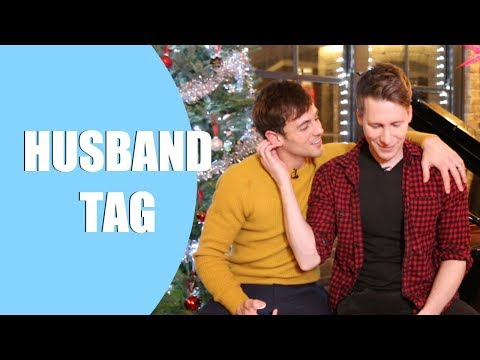 HUSBAND TAG I Tom Daley
