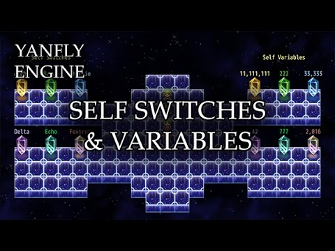 Self Switches & Variables (YEP) - Yanfly moe Wiki