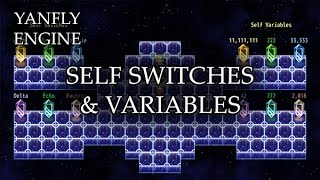 YEP.113 - Self Switches & Variables - RPG Maker MV