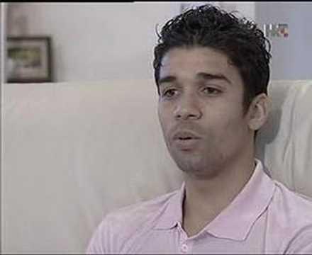 Eduardo DA Silva-prvi intervju-first interview after injury