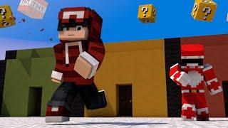 Minecraft - ESCOLHA A PORTA ‹ MINI-GAME NOVO! › LUCKY BLOCK (1.8)