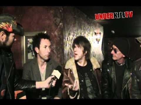 Marseille (feat Art Attack's Neil Buchanan) Interview underkill TV episode 18