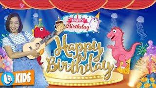 Happy Birthday To You - Chúc Mừng Sinh Nhật Bé Yêu Cùng Dinos [Dance]
