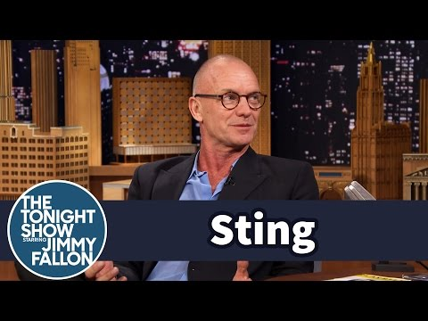 Sting's Childhood Inspired The Last Ship