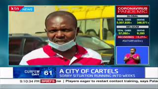 Nairobi city experience water shortage, High-rise residents claim water cartels have taken over
