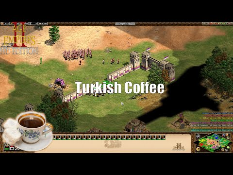 Age of Empires II HD Edition - Turkish Coffee (4v4)