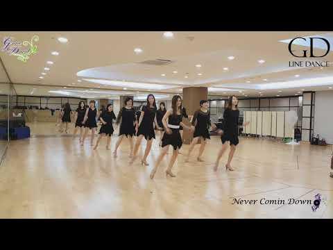 Never Comin Down - (GD - Nuline Dance Korea)