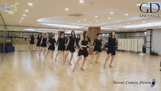 Never Comin Down -  Gd - Nuline Dance Korea