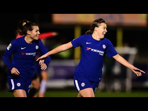 Chelsea ladies v rosengard | live champions league football