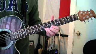 Sergio Fachelli | Quiéreme Tal Como Soy | Guitar Cover HD