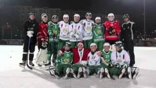 Hammarby Bandy önskar nummer tolv en riktigt god jul!
