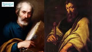 Oración A San Pedro Y San Pablo Para Pedir Su Intercesión