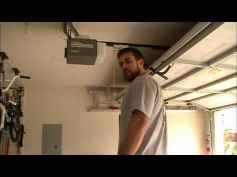 Preventing Garage Door Break-Ins