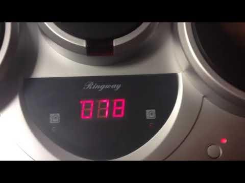 Tutorial bateria electronica Ringway parte 1
