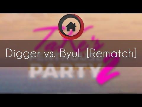 Digger vs. ByuL [Rematch] - TvZ - TaKeTV's Penthouse Party 2 Day#1