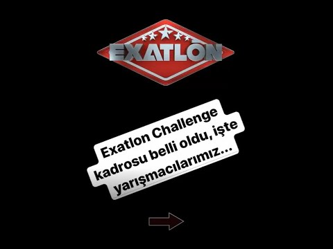 Exatlon Challenge Youtuber Kadrosu (Efsane Kadro)