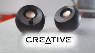 creative Pebble V2 Speakers - Review