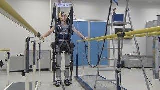 Hoffnung für Querschnittsgelähmte: Das hirngesteuerte Exoskelett - futuris