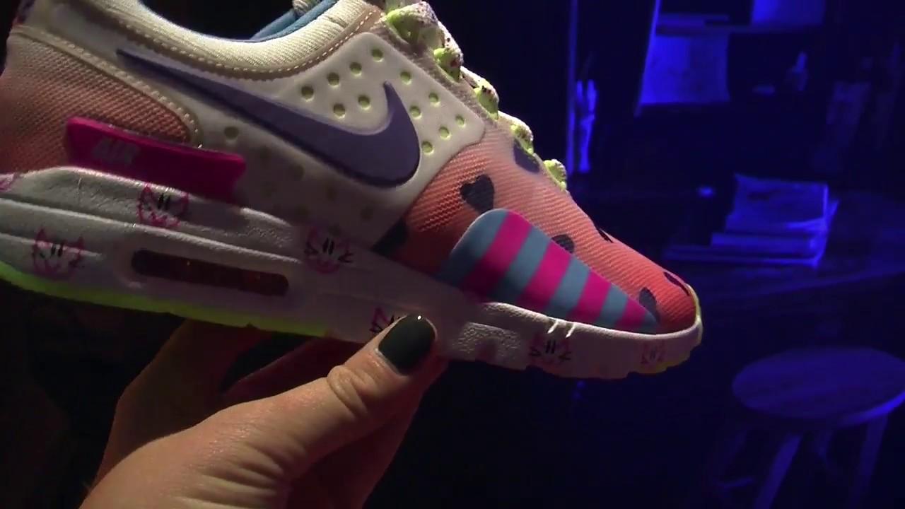 Doernbecher 2016 Women s Nike Air Max Zero 78c79f5bc